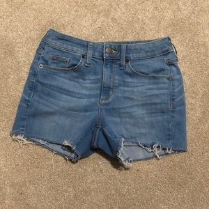 Universal Threads Denim Shorts